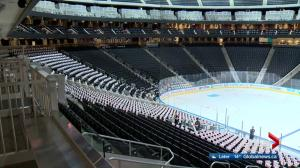 Edmonton Oilers prepare for 2018 home opener